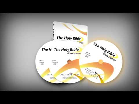 The Audio Bible on Doublespeed (Mp3)