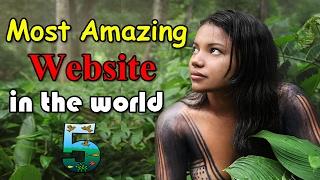 [Hindi] 5 अदभुत वेबसाइट जिनके बारे में आप नहीं जानते-5 Most Amazing Cool Websites,You Didn