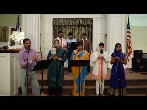 Christian Telugu song    Lemmu Tejarillumu Neeku    లెమ్ము తేజరిల్లుము నీకు వెలుగు    utccnj choir