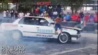 10 Year Old Panjaro Spinning 325i
