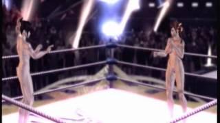 Rumble Roses XX Makoto v Aigle