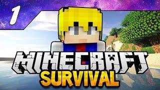 Minecraft Survival Morocco | الحلقة 1 | البداية