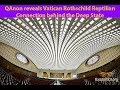 QAnon reveals Vatican Rothschild Reptilian Connection behind the Deep State