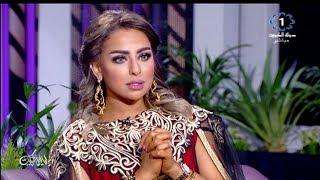 لقاء مع نجوم مسلسل روتين هند البلوشي وغدير السبتي في ليالي الكويت