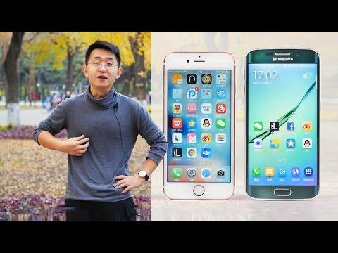 「科技美学」105 iPhone6s+ Review/Samsung TSMC CPU analysis /S6edge comparison(English subtitles)