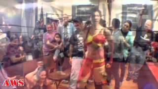 AWS promotions Ladies Night event may 30, 2015 dvd teaser video.