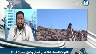 """محلل سياسي يمني لـ """"الإخبارية"""": يجب تأمين الموانئ اليمنية لكي لا يصل السلاح من إيران للانقلابيين"""