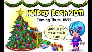 Holiday Bash! 2011 Fantage music