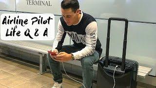 Airline Pilot Life Q&A | My Honeymoon Destination?