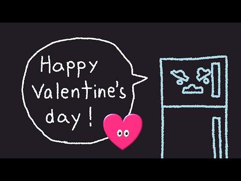 My Fridge 6: Happy Valentine's Day!