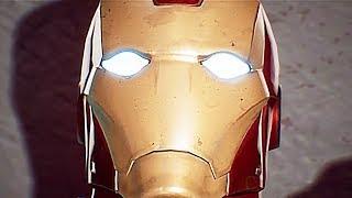 Marvel Vs Capcom Infinite Superhero Movie 2017 | The Avengers + Spiderman + Thor + Hulk & Ultron HD