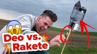 EXPERIMENT DEO vs. RAKETE ! - MEGA EXPLOSION 💥  || Flowest