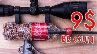 HOW TO make a full-auto Airsoftgun for 9$