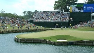 Highlights | TPC Sawgrass No. 17 highlights from Round 2 of THE PLAYERS