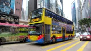 Hong Kong Adventures by Brazilian Traveller