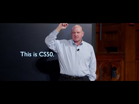 Xxx Mp4 CS50 Lecture By Steve Ballmer 3gp Sex