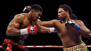 Anthony Joshua vs Charles Martin - HIGHLIGHTS