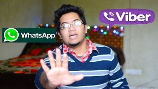 What happens when Viber & WhatsApp get banned! (English Sub Incl.)