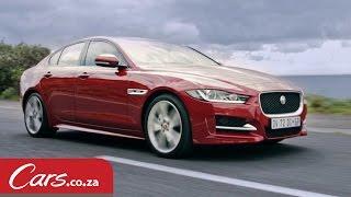 We Drive The All-New Jaguar XE - Road Test & Comparison