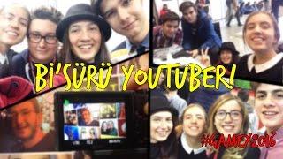 Vlog: GameX, Youtuberlar, Nişantaşı
