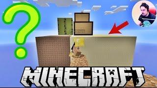 Gizemli Kum Adası   Minecraft Türkçe Sky Large   Bölüm 9