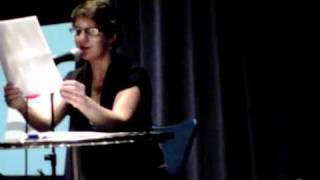 Olivia Flint Reading For Nick Mamatas « Litquake.m4v