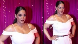Mumait khan Latest Hot Photoshoot at Zee Telugu Apsara Award