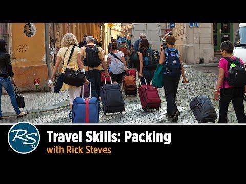 European Travel Skills Packing