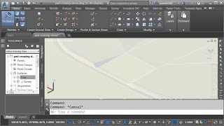 Modeling a Sidewalk Ramp in Civil 3D using Feature Lines