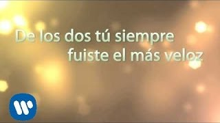 Jesse & Joy - Corre  (Lyric Video)