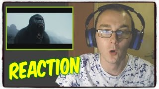 THE LEGEND OF TARZAN - Official Trailer 2 Reaction - 1080p