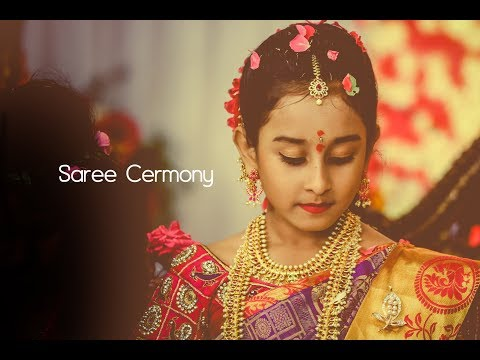 Xxx Mp4 Vimridh Dhothi Ceremony Ashritha S Saree Ceremony Candid Moments 3gp Sex