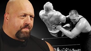 Big Show rips into Brock Lesnar and Internet fans:   Sept. 30, 2015