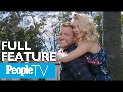 Bachelor Stars Colton & Cassie On Their Breakup The Fence Jump & More FULL PeopleTV
