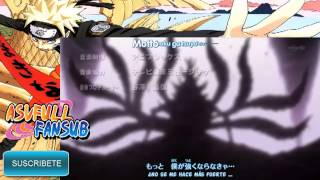 Naruto Shippuden Opening 14 Sub español HD Tsuki no Ookisa