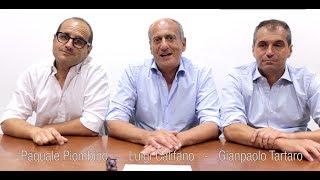 Califano Tartaro Piombino per il Congresso SICMF Napoli 2017