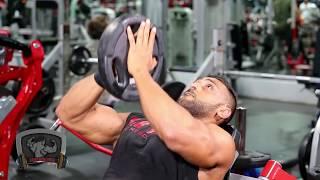برنامج #بودي بلدينغ bodybuilding المحترف عمر الخلف والبطل خالد الانصاري الاثنين جزء الثاني2017/10/16