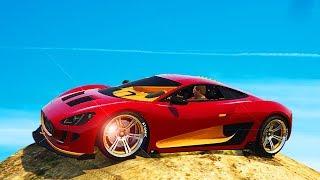 NEW $10,000,000 SUPER CAR!? (GTA 5 DLC)
