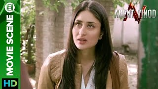Kareena Kapoor solves the million dollar puzzle | Agent Vinod