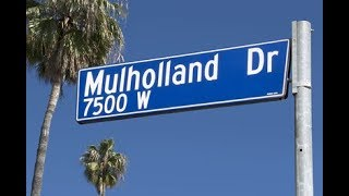Mulholland Drive (End to End) - Los Angeles Road