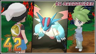Pokémon Rubí Omega Ex Randomizer Capítulo 42 - POR FIN LA LIGA POKÉMON !!!