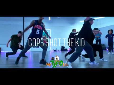 Nas - Cops Shot The Kid Calvit Hodge Choreography