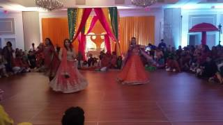 Ali & Afra Mehndi Performance