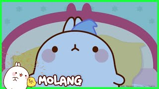 Molang - The Sleepless Night | Cartoon for kids