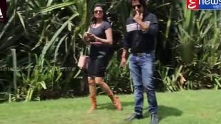 Bye Bye Dubai    Song Video Making    Budhaditya    Archita