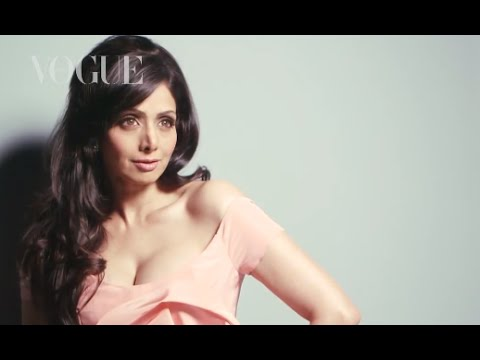 Xxx Mp4 Queen Of Hearts Sridevi Makes Her Cover Debut Photoshoot Behind The Scenes VOGUE India 3gp Sex