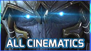 Starcraft 2: Legacy of the Void ► ALL CINEMATICS [HD]