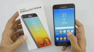 Samsung Galaxy On7 Prime (2018) Unboxing & Overview - Old Wine New Bottle!