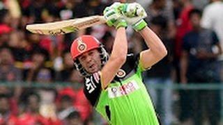 De Villiers, Kohli tons in record IPL win