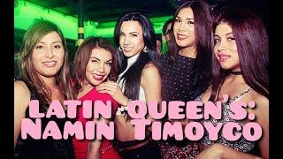 Latin Queen's: Namin Timoyco - Legendarys + Zoe Esmeralda #vlog9 @fernandabonellyoficial